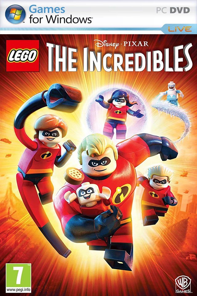 The Incredibles PC Game FULL VERSION | All Programs